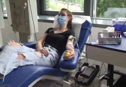 Mangelware Blutkonserve