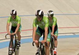 Miriam Welte: Olympiasiegerin fördert Bahnrad-Nachwuchs