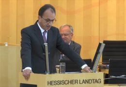 Finanzminister wirbt im Landtag um Zustimmung für Milliarden-Corona-Paket