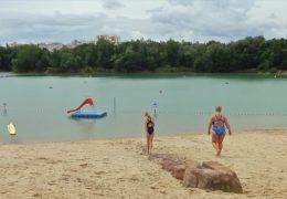 Ab ins Wasser – Strandbad Nieder-Roden öffnet unter Auflagen