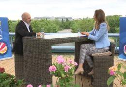 Das 17:30-Sommerinterview – zu Gast auf der Dachterrasse: René Rock