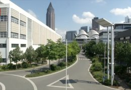 Frankfurt: Messebetrieb trotz Corona