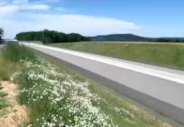 Die A49 wird weitergebaut