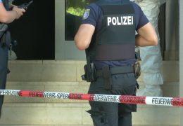 Mann in Frankfurt niedergeschossen