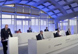 Hauptversammlung bei Lufthansa