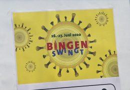 """""""Bingen swingt"""""""