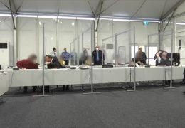 Wegen Corona: Rauschgift-Prozess findet im Zelt statt