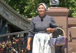 """""""Die Frau Rauscher aus der Klappergass…"""""""