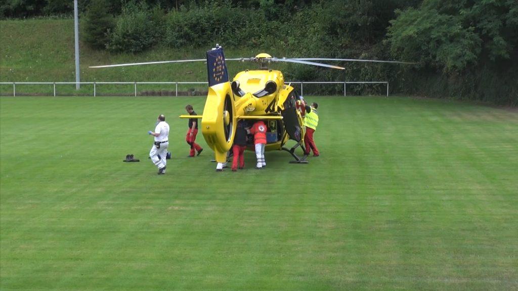 Unfall auf dem Reiterhof - 20 Kinder werden verletzt