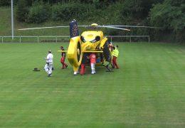 Unfall auf dem Reiterhof – 20 Kinder werden verletzt