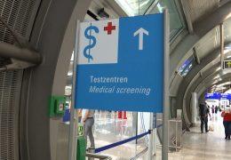 Weiteres Testzentrum am Frankfurter Flughafen