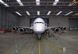 Wie bleiben geparkte Flugzeuge flugfähig?