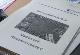 Mathe statt Freibad -Corona-Sommerschule in Rheinland-Pfalz