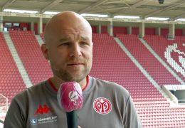 Trainingsauftakt bei Mainz 05 – im Interview: Rouven Schröder