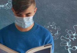 Diskussion über Maskenpflicht