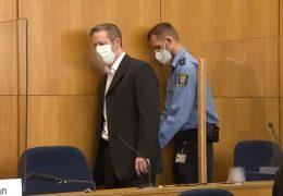 Lübcke-Prozess: Stephan E. beantwortet Fragen des Gerichts