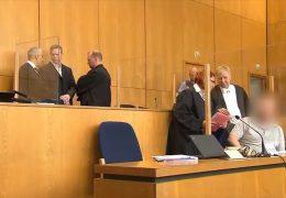 Im Lübcke-Prozess beantwortet Angeklagter Fragen der Angehörigen