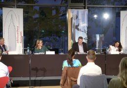 Diskussion um Polizei und Rechtsextremismus