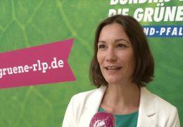 Grüne wählen Anne Spiegel zur Spitzenkandidatin
