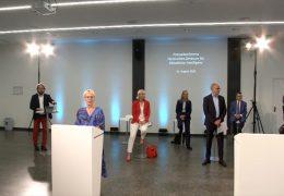 Neues Forschungszentrum für Künstliche Intelligenz in Darmstadt