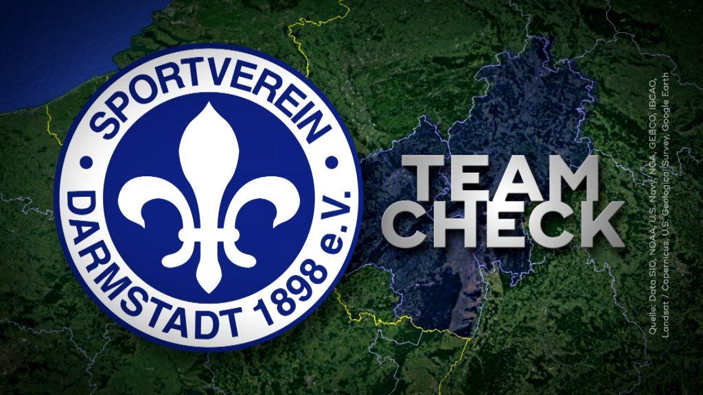 Im 17:30-Teamcheck: SV Darmstadt 98