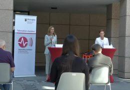 Telemedizin-Assistenz: Gesundheitsministerin stellt Pilotprojekt vor