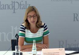 Zur aktuellen Corona-Situation – im Talk Gesundheitsministerin Sabine Bätzing-Lichtenthäler