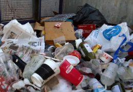 Der Streit um das Thema Müll geht in die nächste Runde