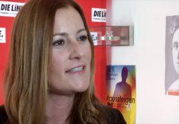 Janine Wissler will Bundesvorsitzende werden