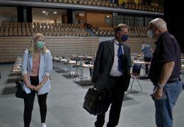 Lahn-Dill-Kreis: Hygienekonzept für Hallensport vorgestellt