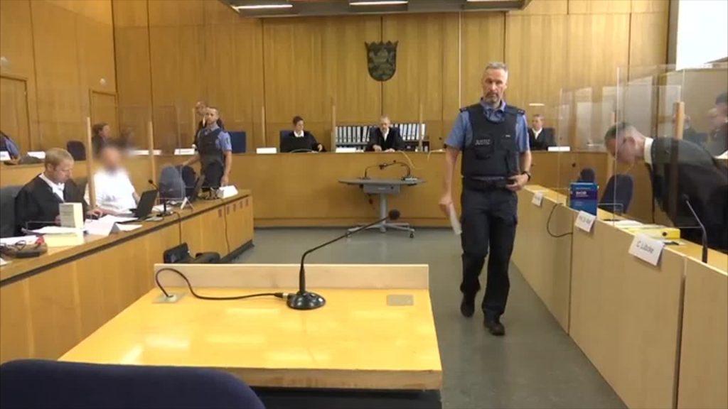 Lübcke-Prozess: Die Ex-Freundin des Mitangeklagten Markus H. sagt aus