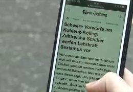 """""""Koblenz-Kolleg"""" kommt aus den Schlagzeilen nicht raus"""