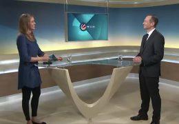 Zu Gast im Studio – Volker Wissing, neuer FDP-Generalsekretär und Wirtschaftsminister in Rheinland-Pfalz