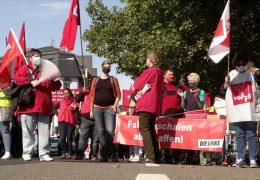 Warnstreiks im Öffentlichen Dienst in Hessen