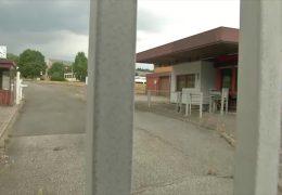 Leere Kaserne in Birkenfeld