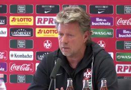 Verlierer Kaiserslautern trifft auf Gewinner Wehen Wiesbaden