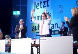 Wahl der Landesliste: CDU-Parteitag in Ludwigshafen