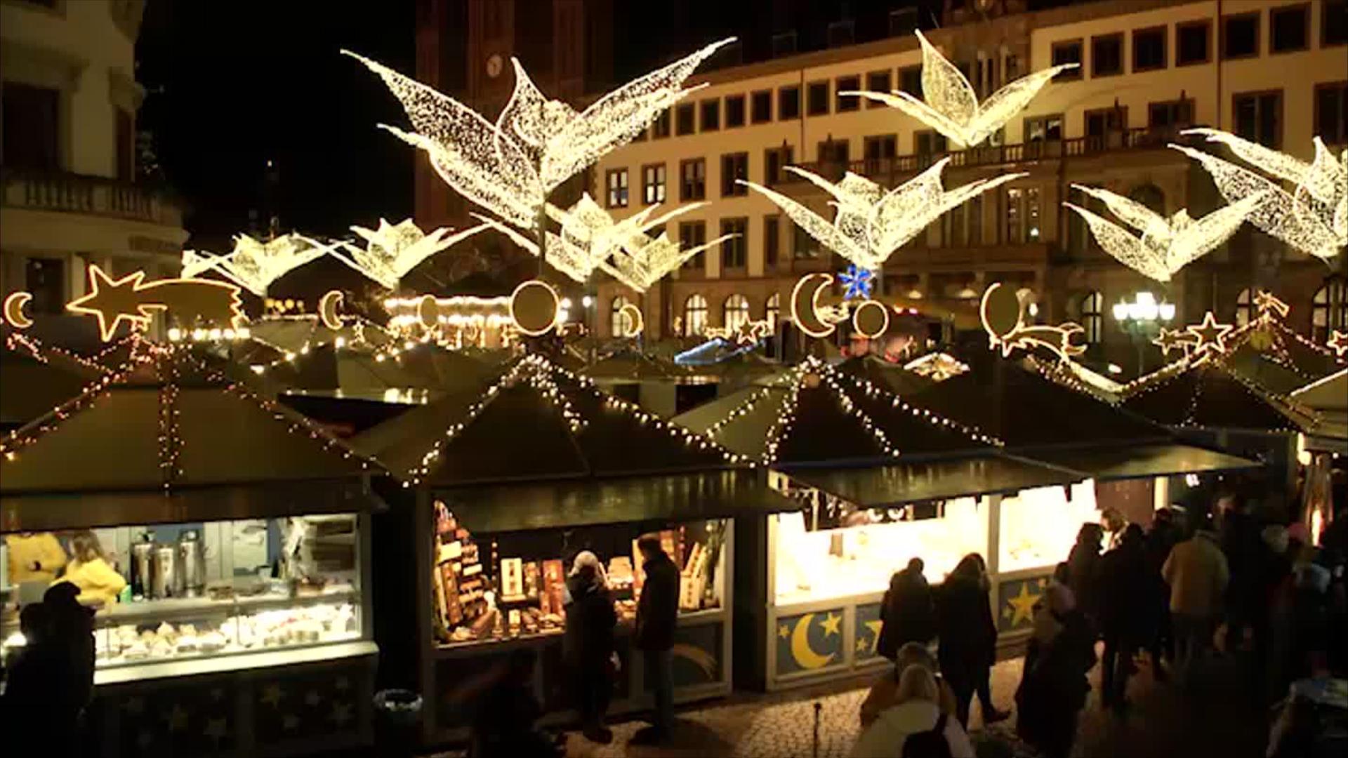 Weihnachtsmärkte Hessen 2021