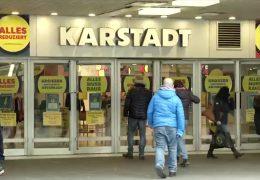 Karstadt-Filialen schließen früher als geplant