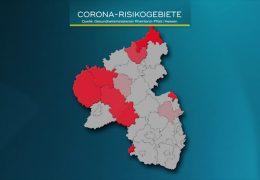 Immer mehr Corona-Hotspots in Hessen und Rheinland-Pfalz