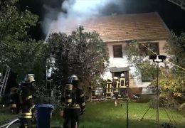 Mann stirbt bei Brand in Steinau an der Straße
