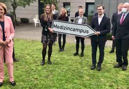 Neuer Medizincampus in Trier