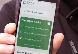 Diskussion um Corona-App