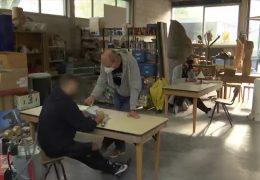 """20 Jahre """"Kunsttäter"""" ein Projekt für straffällige Jugendliche"""