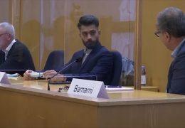 Lübcke-Prozess geht weiter: Nebenkläger sagt aus