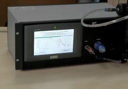 Corona-Testgerät für die Atemluft