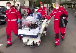 Corona-Patienten aus dem Ausland