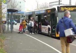 Überfüllte Schulbusse in Zeiten von Corona