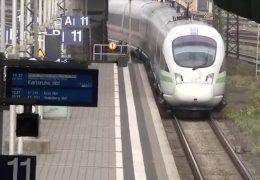ICE-Anbindung für Darmstadt