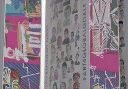"""""""Global Gate"""" – eines der größten mobilen Kunstwerke der Welt"""